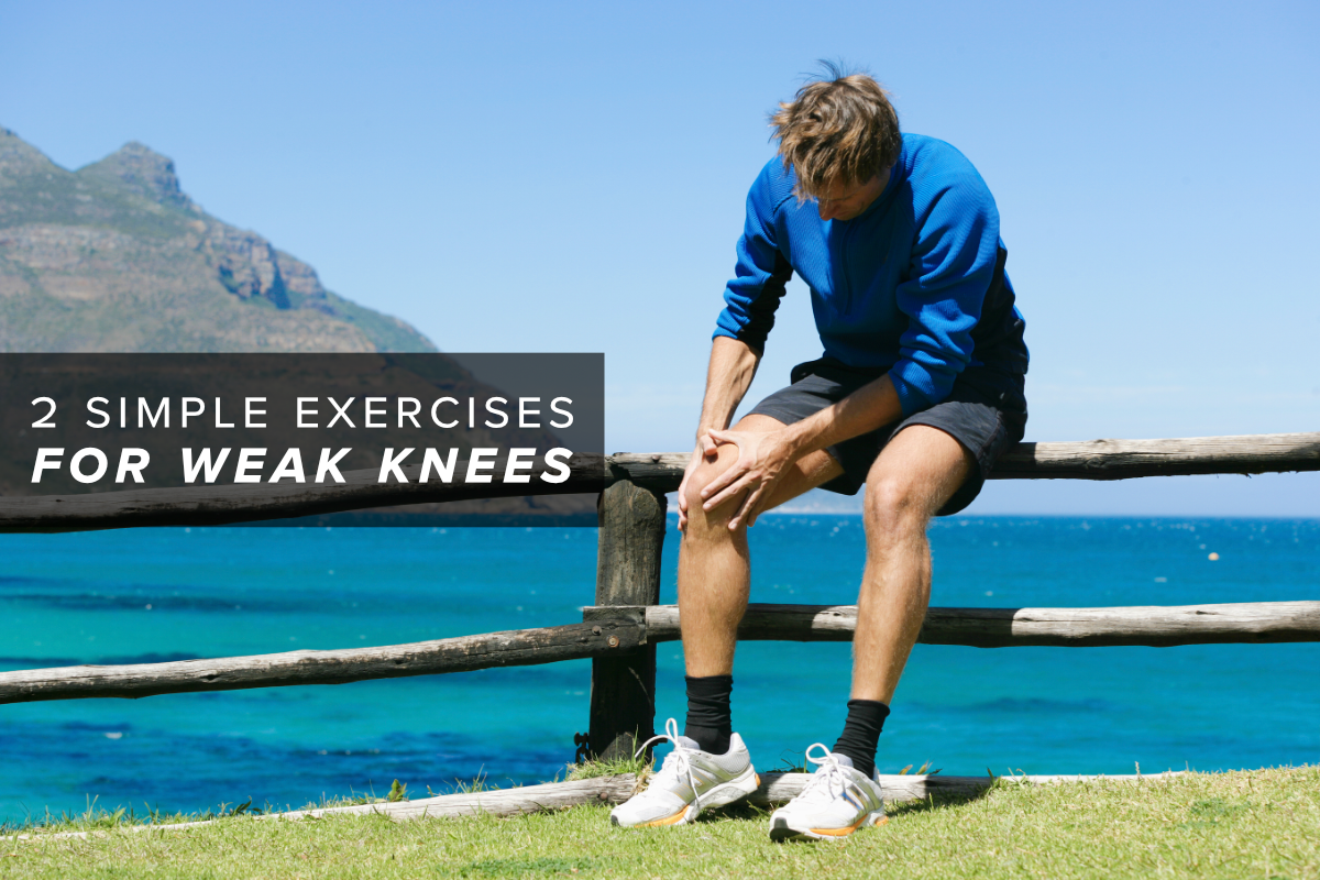 2 Simple Exercises for Weak Knees